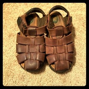 Brown Buster Brown Sandals size 11